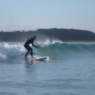 Alice private surf lessons