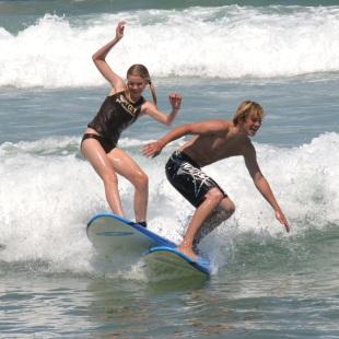 Book online - Surfing lesson