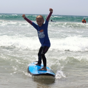 Happy Surfing Grom