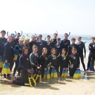School snorkel