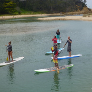Stand Up Paddle Tours