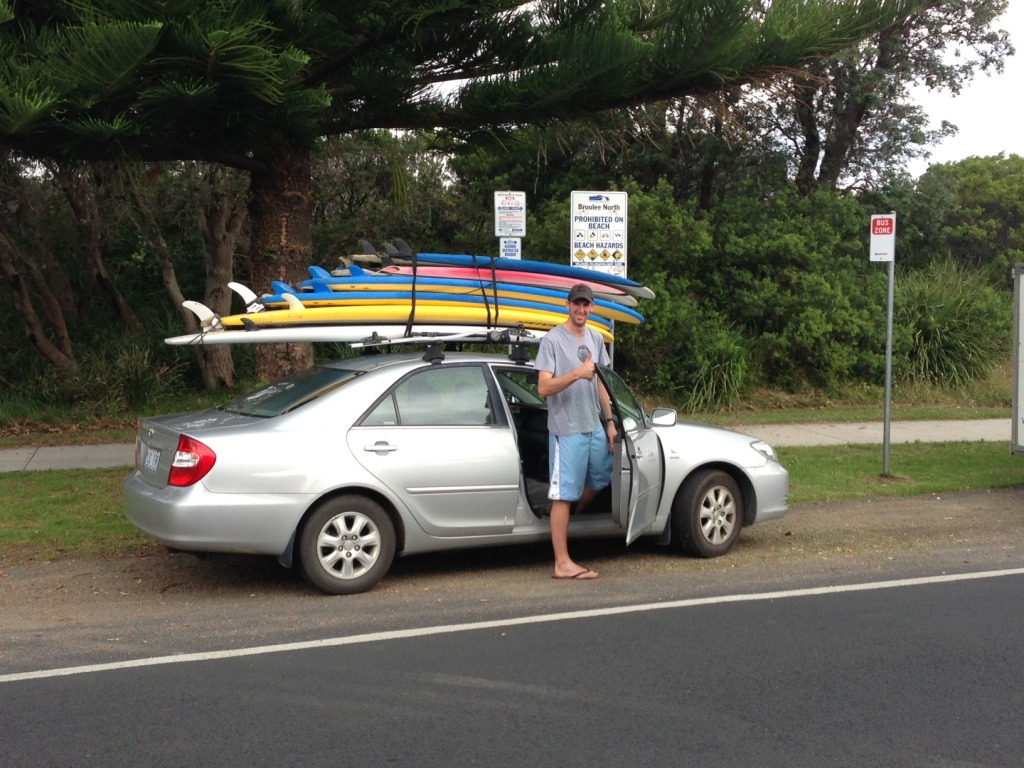 Surf Hire