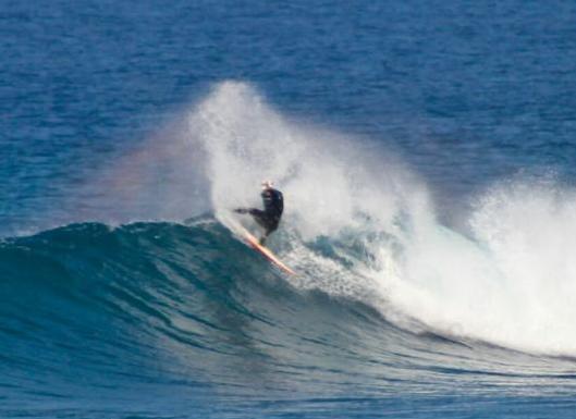 Broulee Surf School - History - Damien Wehner