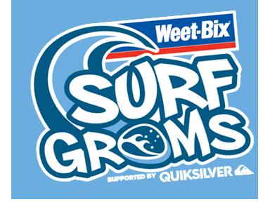 Weetbix Surfgroms school holidays surfing programs