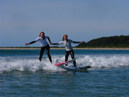 NSW South Coast surf school - Private Surf Lessons