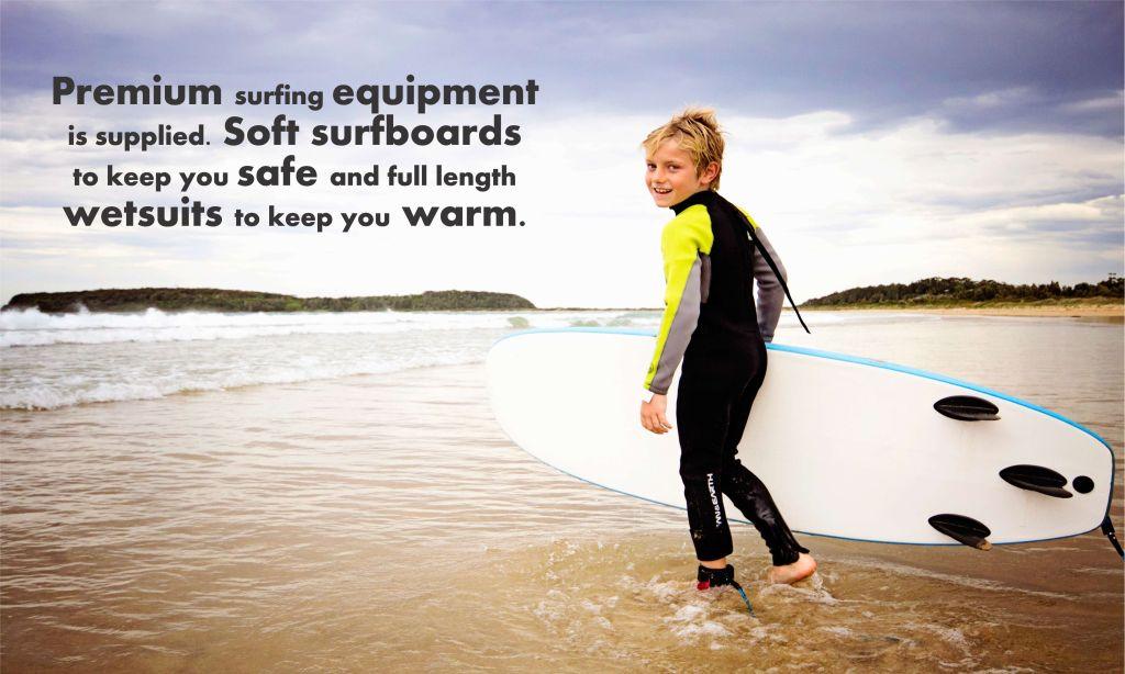 premium surfing equipment