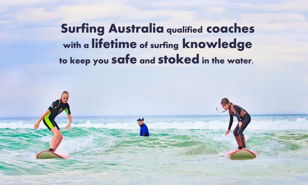 qualified surfing coaches