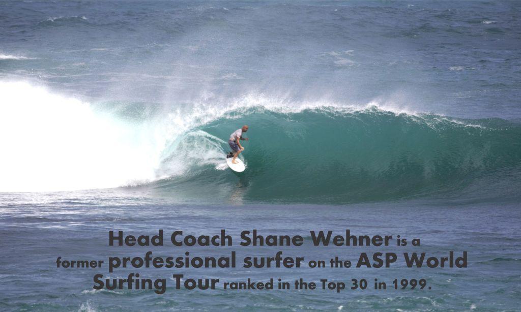 shane wehner head coach