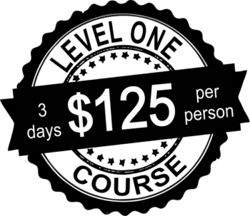 cost for level 1 course