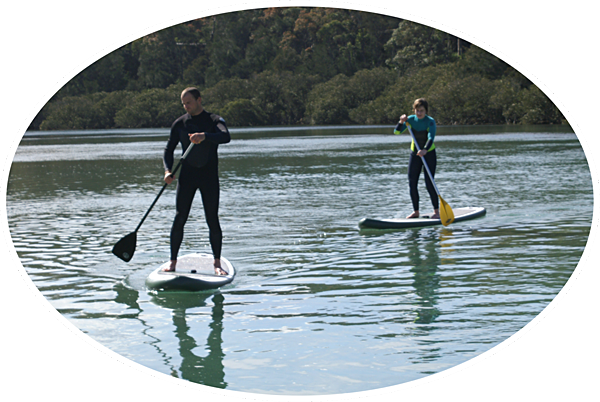 come on a SUP safari adventure tour and explore the secret locations of the Eurobodalla coast