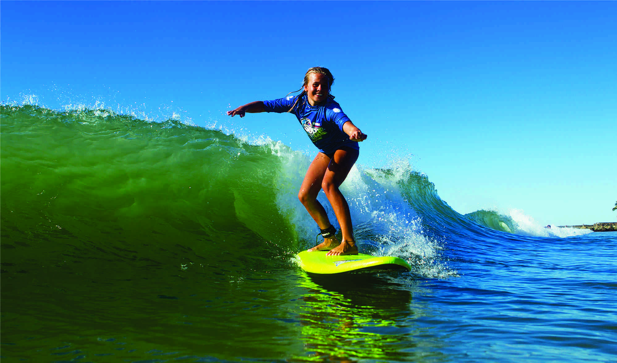 the best start in surfing for kids