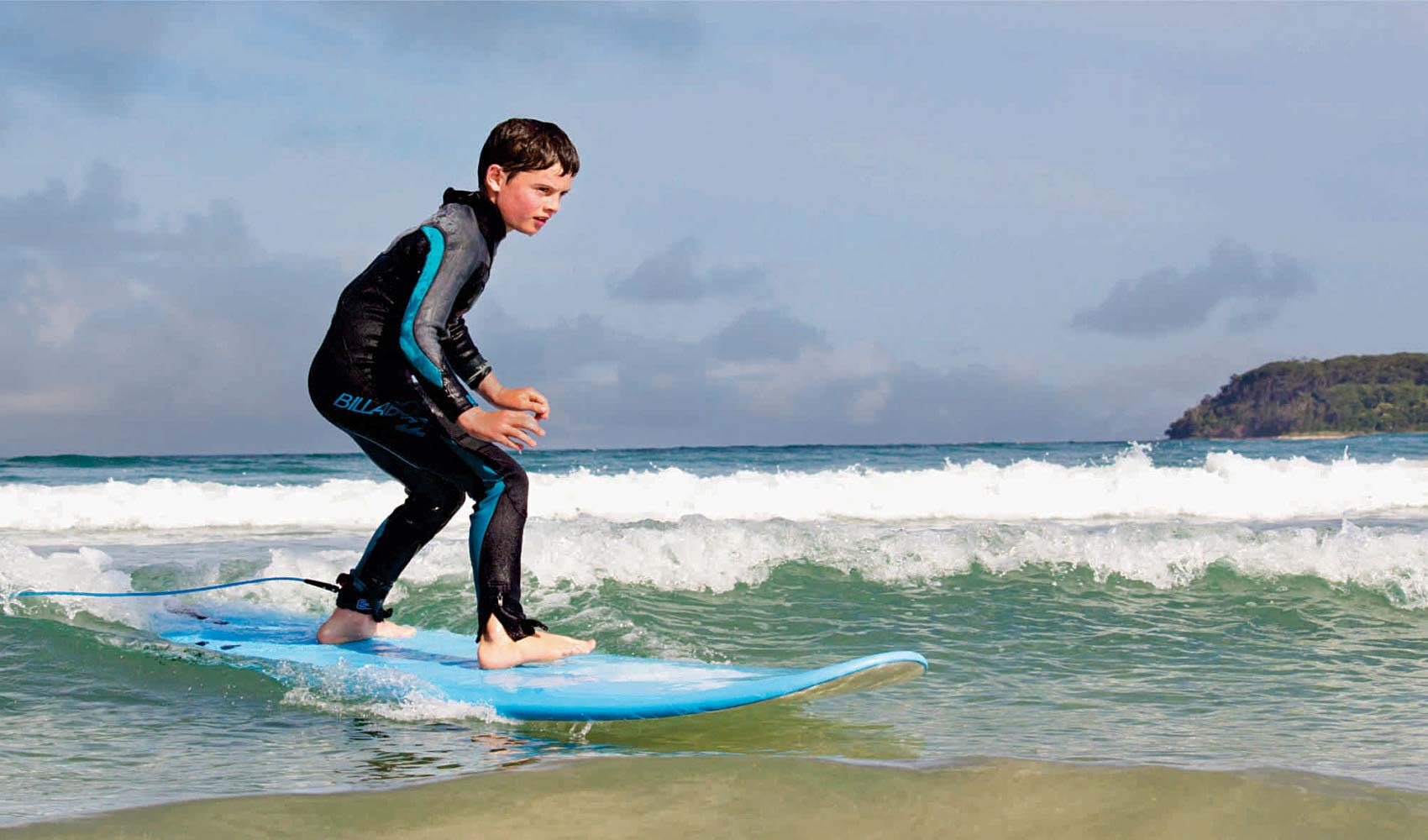 private surfing lessons south coast nsw