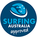 Surfing Australia Approved