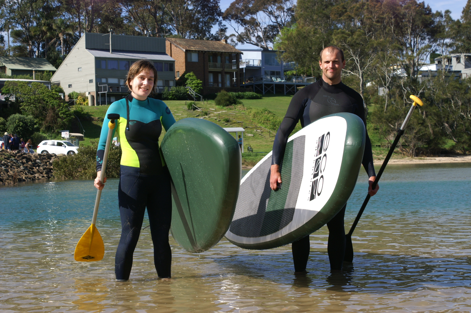 stand up paddle equipment for hire