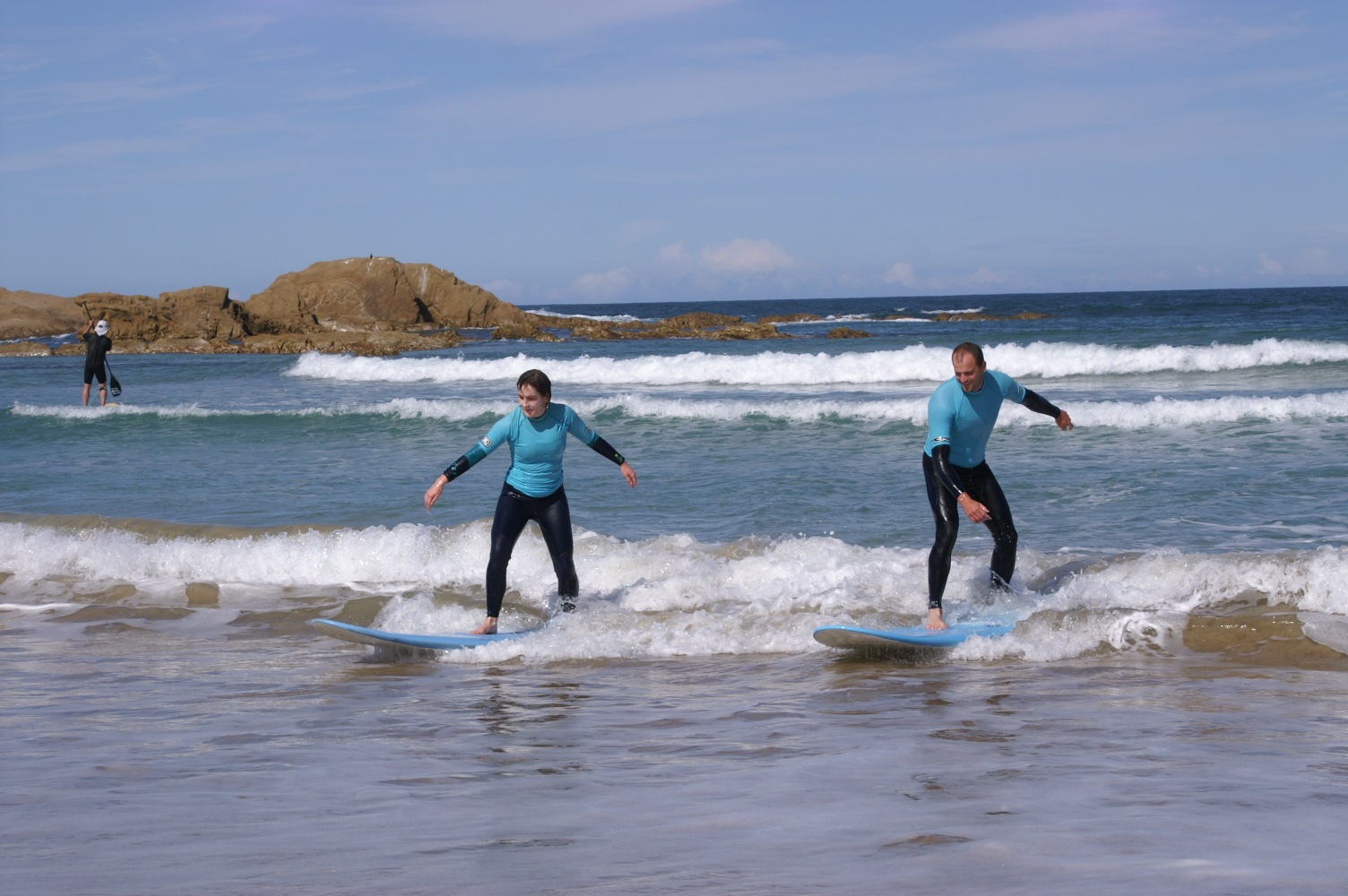surfing lessons for adults